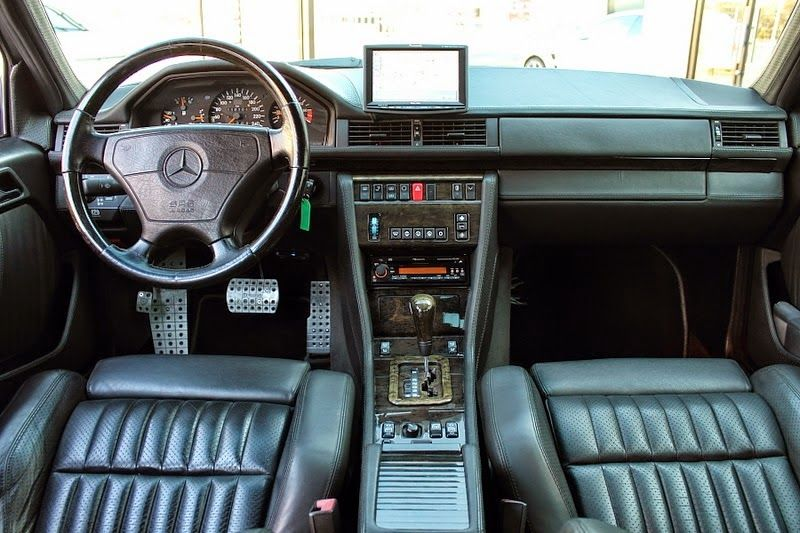 1995 Mercedes Benz W124 E500 Limited Edition