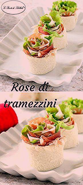 Photo of Rose di tramezzini