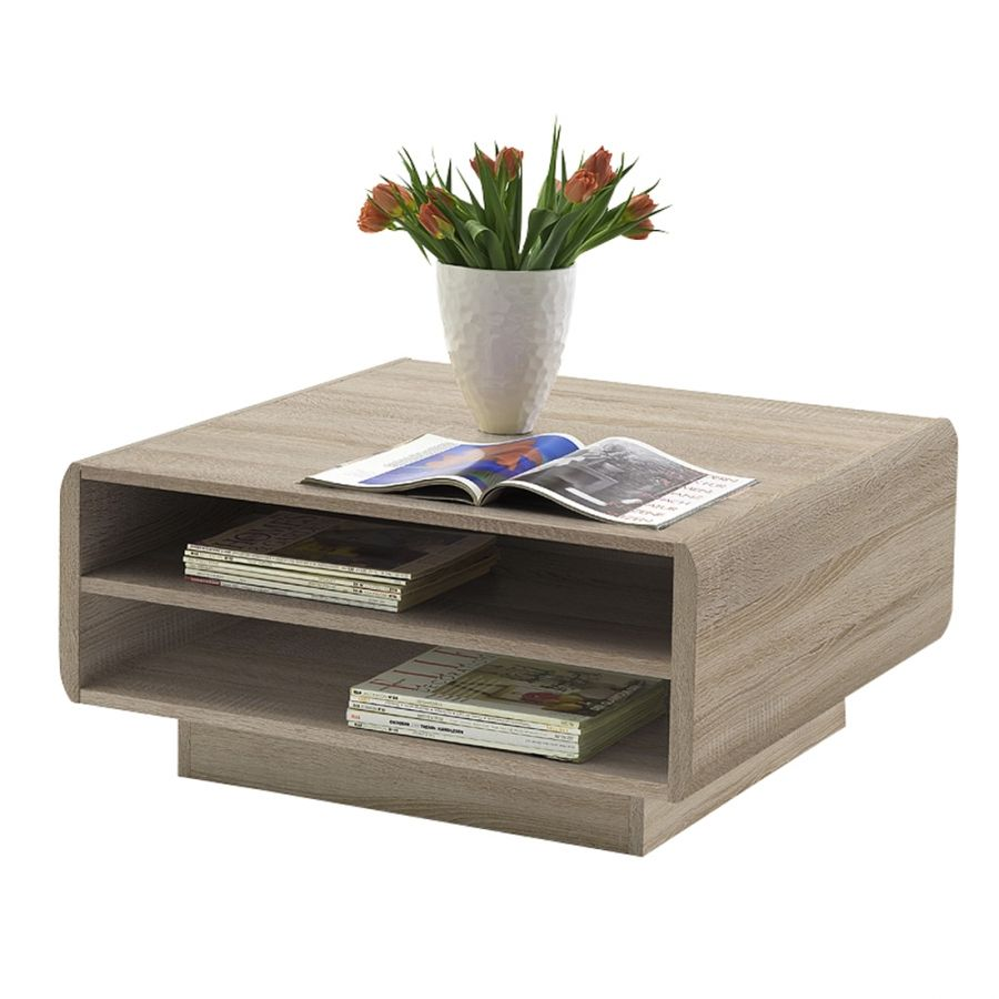 Couchtisch Brixen Sonoma Eiche Living Room Nightstand Table