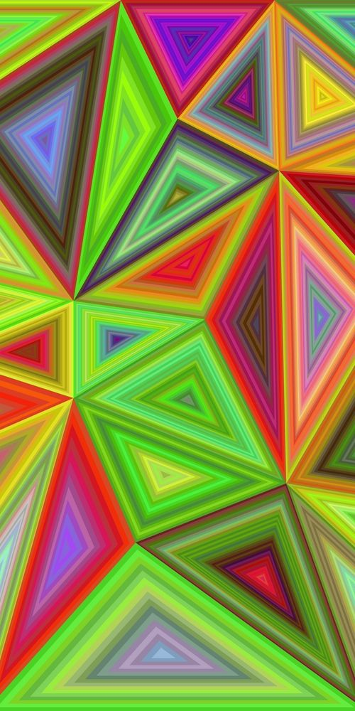 colorful triangle backgrounds ai eps svg  mosaic pinterest background vector and abstract also rh