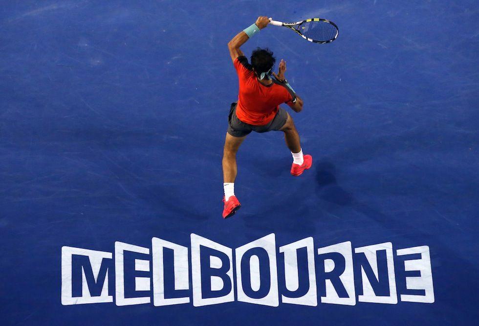 IlPost - Rafael Nadal (AP Photo/Eugene Hoshiko) - Rafael Nadal  (AP Photo/Eugene Hoshiko)