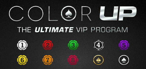 Color Up Poker