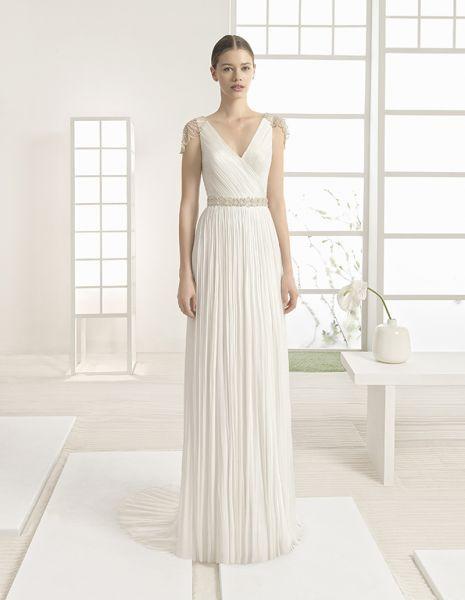 40 vestidos de novia para mujeres con mucho pecho: ¡lucirás fantástica!