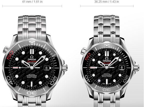 Reloj Omega James Bond 50 Aniversario