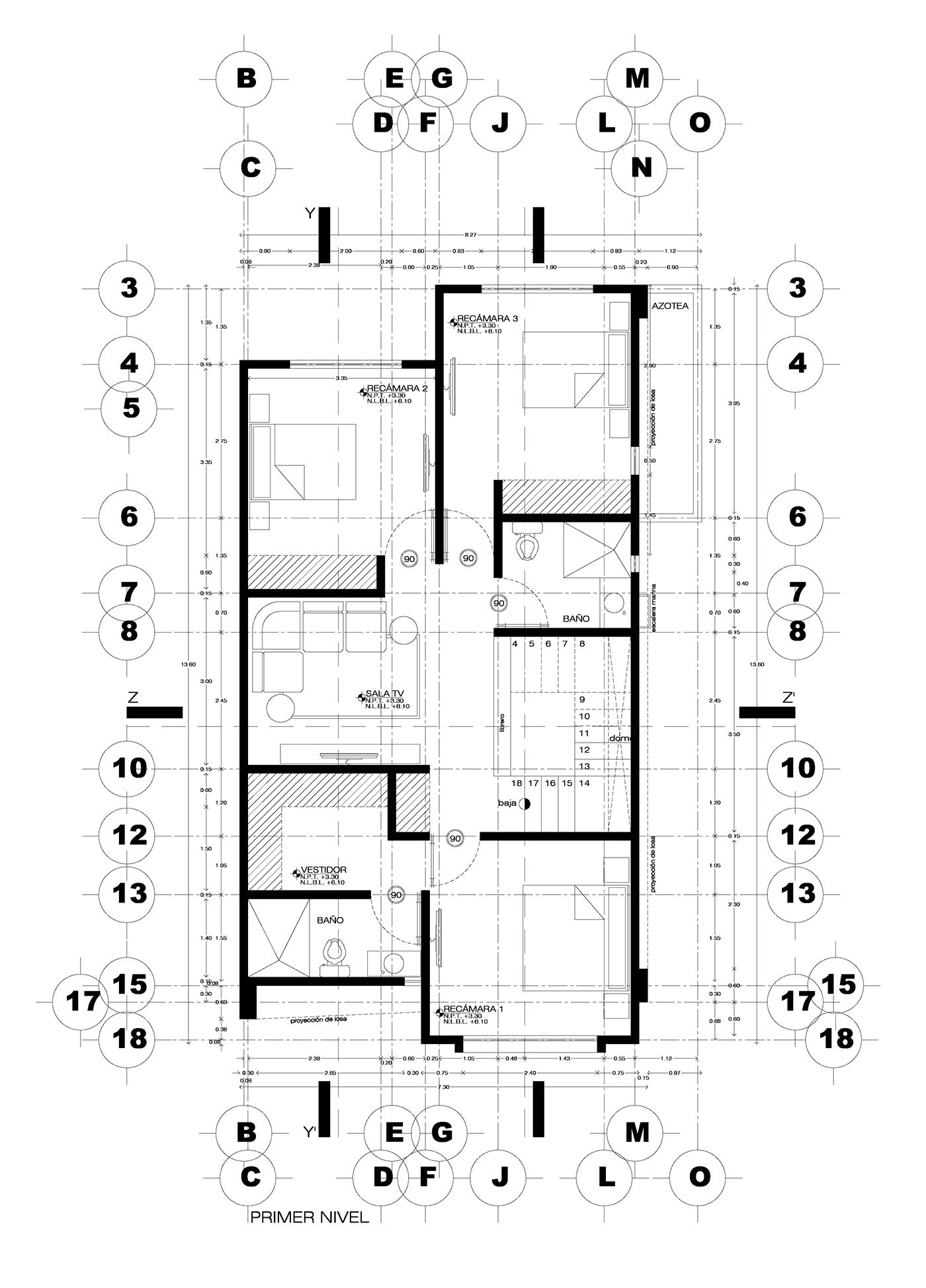 200 Square Meter House With 2 Floor And Kick Nice Modern Architecture