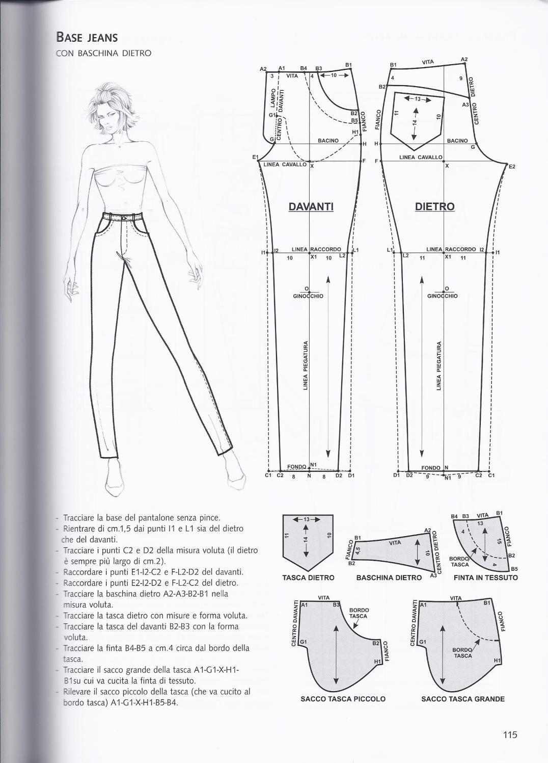 La tecnica dei modelli uomo donna 1 | Pinterest | Patrones, Costura ...