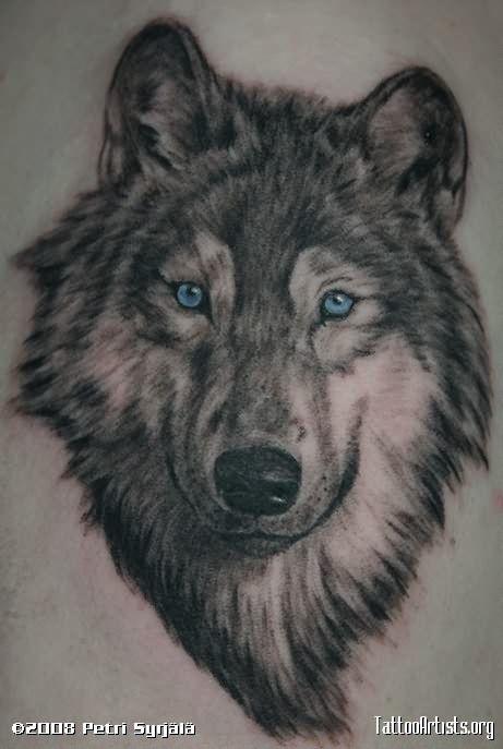 tatuajes-lobos-163 Tatuajes Pinterest Lobos, Tatuajes y