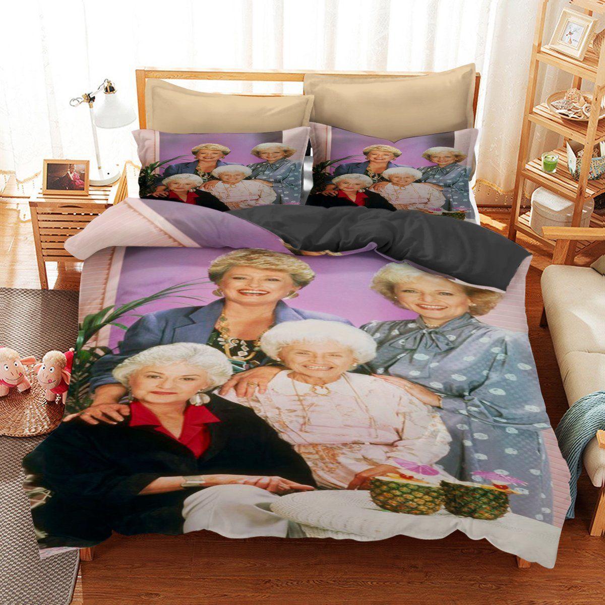 Bedding set the golden girls funny gift idea golden
