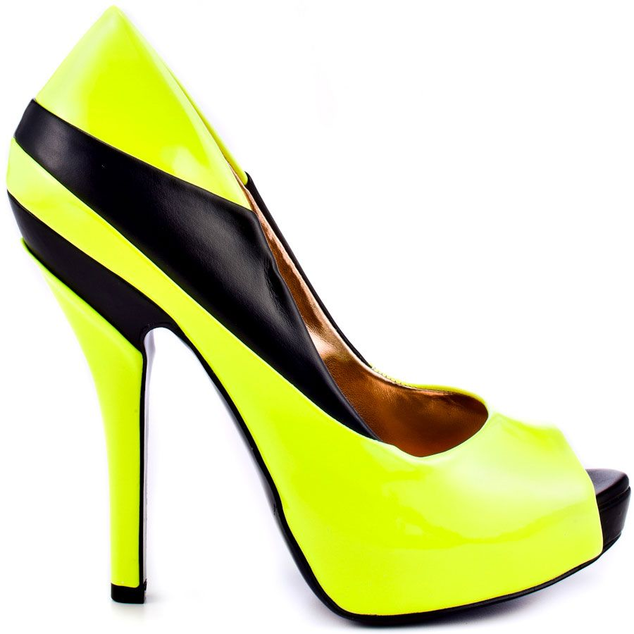 1000  images about Yellow Heels on Pinterest | Pumps, Heels and ...