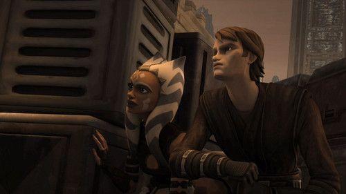 Anakin Season 4 Clone Wars Ahsoka Star Wars Yoda Star Wars