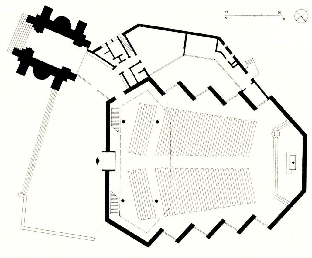Christuskirche / Dieter Oesterlen / Bochum