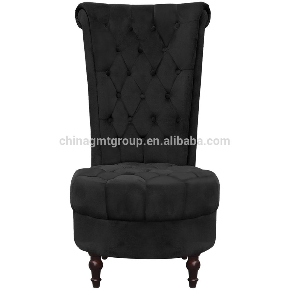 GMT 02 0139 Luxury Lounge Chair Modern Long Back Sofa Chair