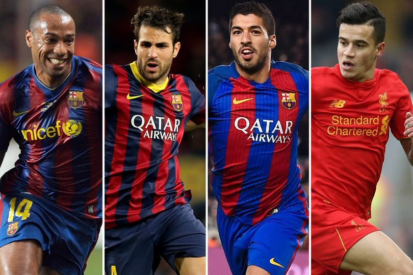The 7 stages of Barcelona's tactics to woo potential new