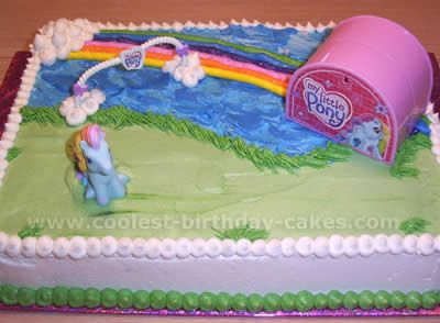 Coolest Cake Design Ideas and HowTo Tips Pony cake Cake designs