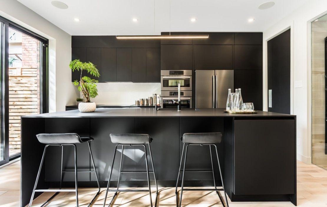 Maison à étages à vendre | Maison a etage, Maison et Cuisine contemporaine