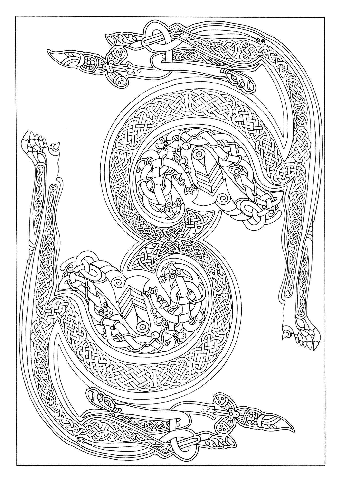 9190fA2XacL.jpg (1400×1980)   Mandalas   Pinterest   Mandalas ...