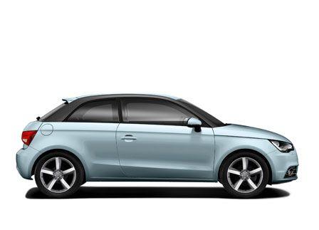 Audi A1 Kumulus Blue Audi A1 Audi Concept Cars