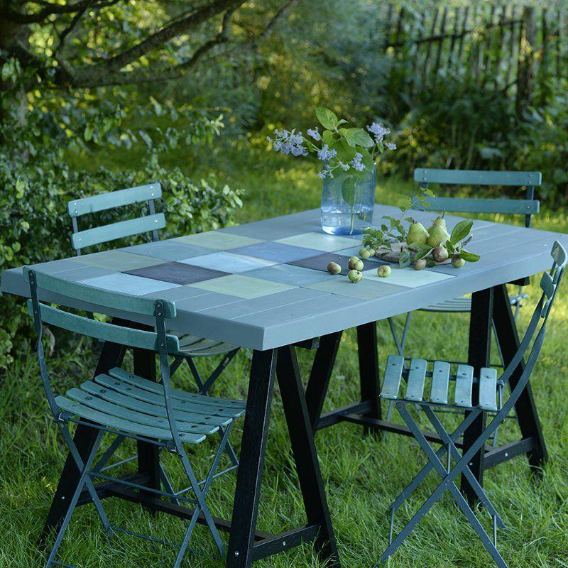 Fabriquer Une Table En Carreaux Ciment Carreaux Exterieurs