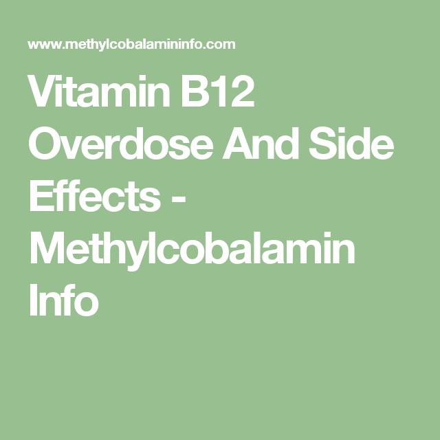 vitamin b12 toxicity pdf