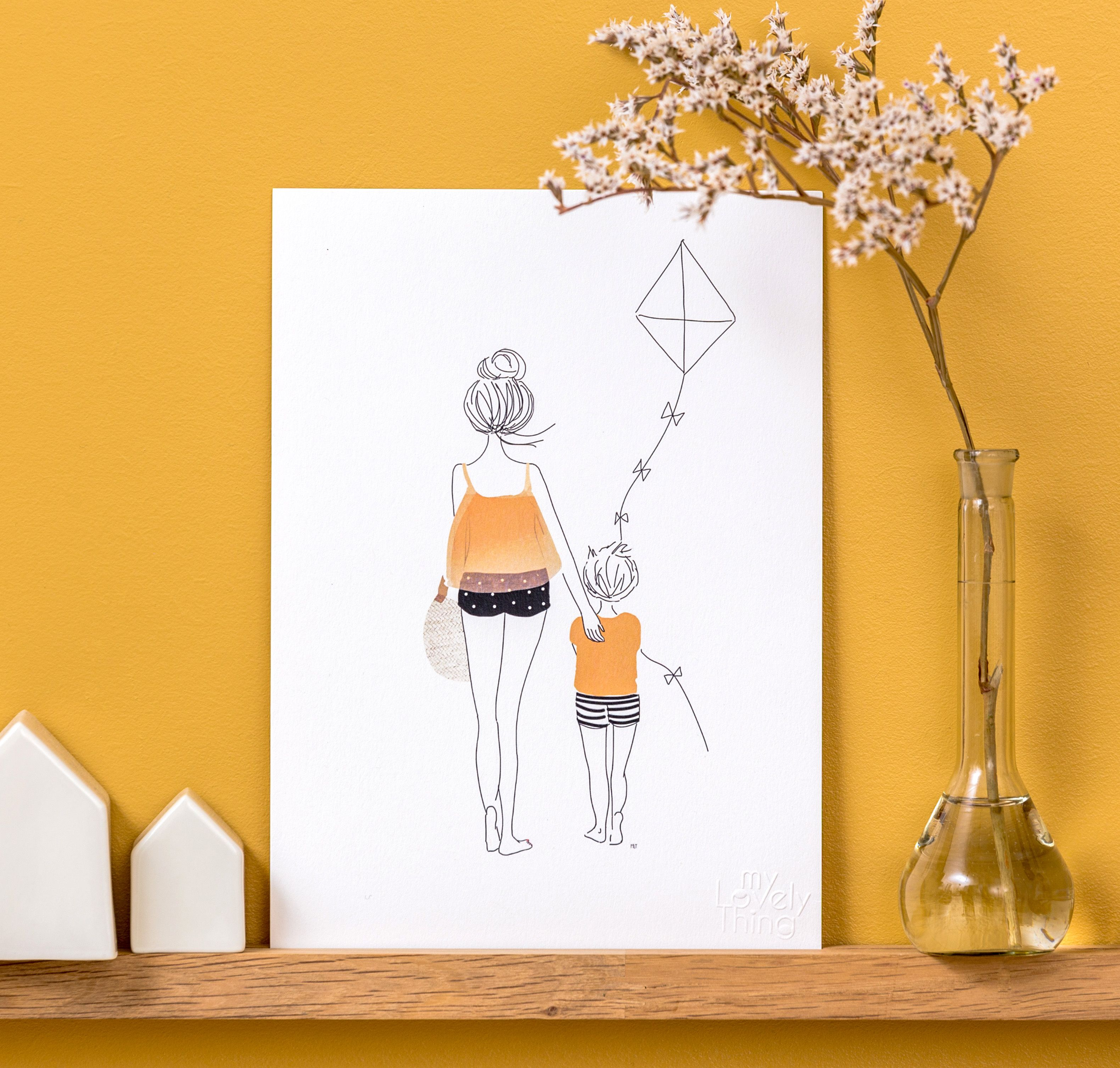 http://mylovelything.com/fr/12-affiches Création My Lovely Thing Photo Le Petit Florilège