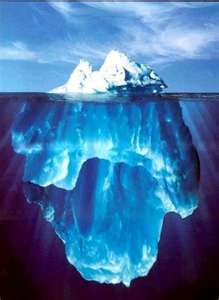 Iceberg....wow