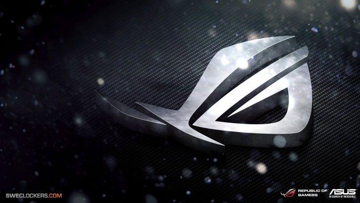 Download Asus Republic Of Gamers 3d Logo High Res 2560x1440