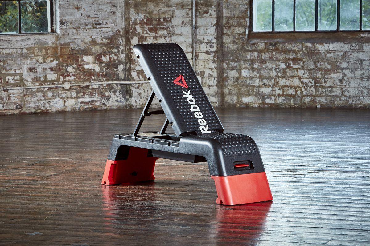 Buy Reebok Deck Fitness Accessories Argos Glen Leven Home Gym