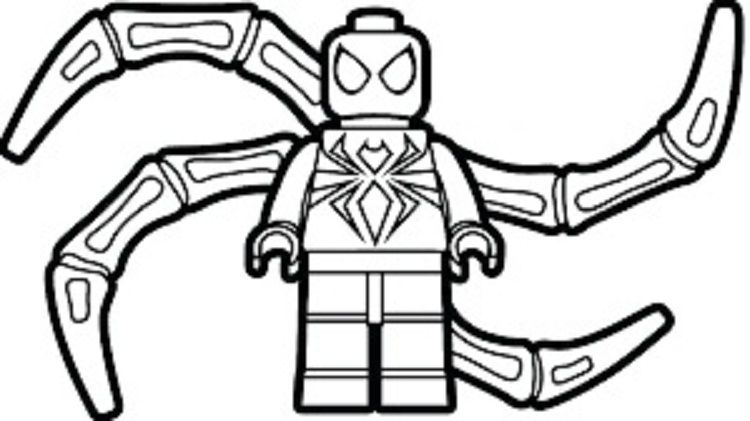 lego venom coloring pages Pin by Cherlyn lee on Coloring Pages Ideas | Spiderman coloring  lego venom coloring pages