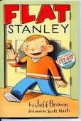 Flat Stanly is a fun book to read! After reading the book, you can make flat people(Boy or girl) and laminate them. These people can travel to different places....