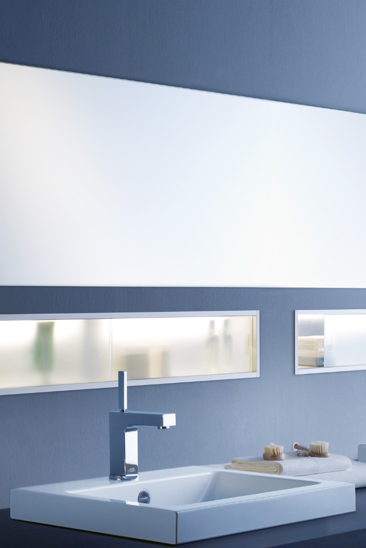 Emco Asis Ablagemodul 800 Mm Beleuchtet Mit Bildern Badezimmer Inspiration Badezimmer Design Badezimmerspiegel