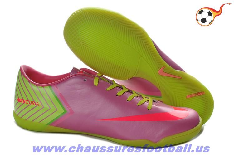 nike mercurial vapor x ic rouge jaune ft7762