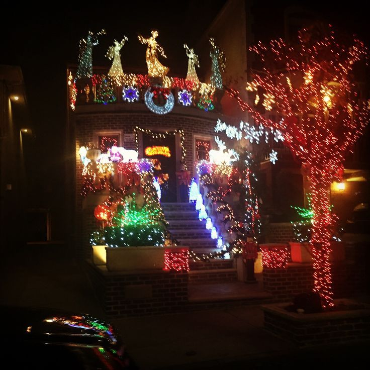 Dyker Heights Christmas Lights are so magical. If you