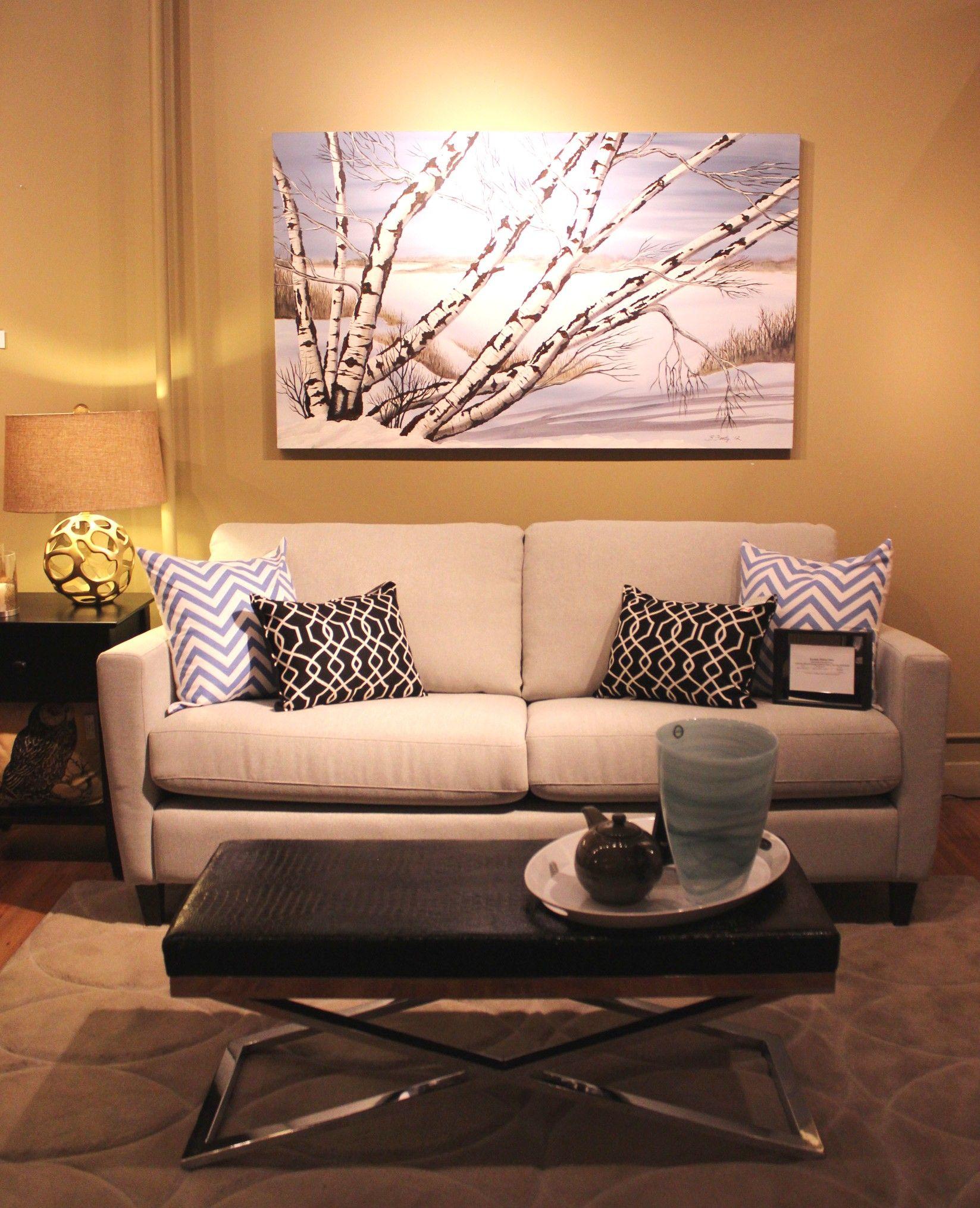 jaymar shiraz sofa modern country interiors saskatoon jaymar
