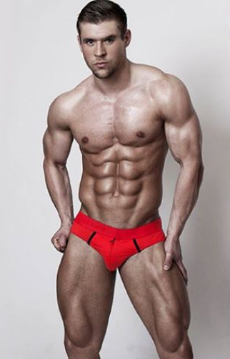 best mens thighs images on pinterest muscle guys muscle