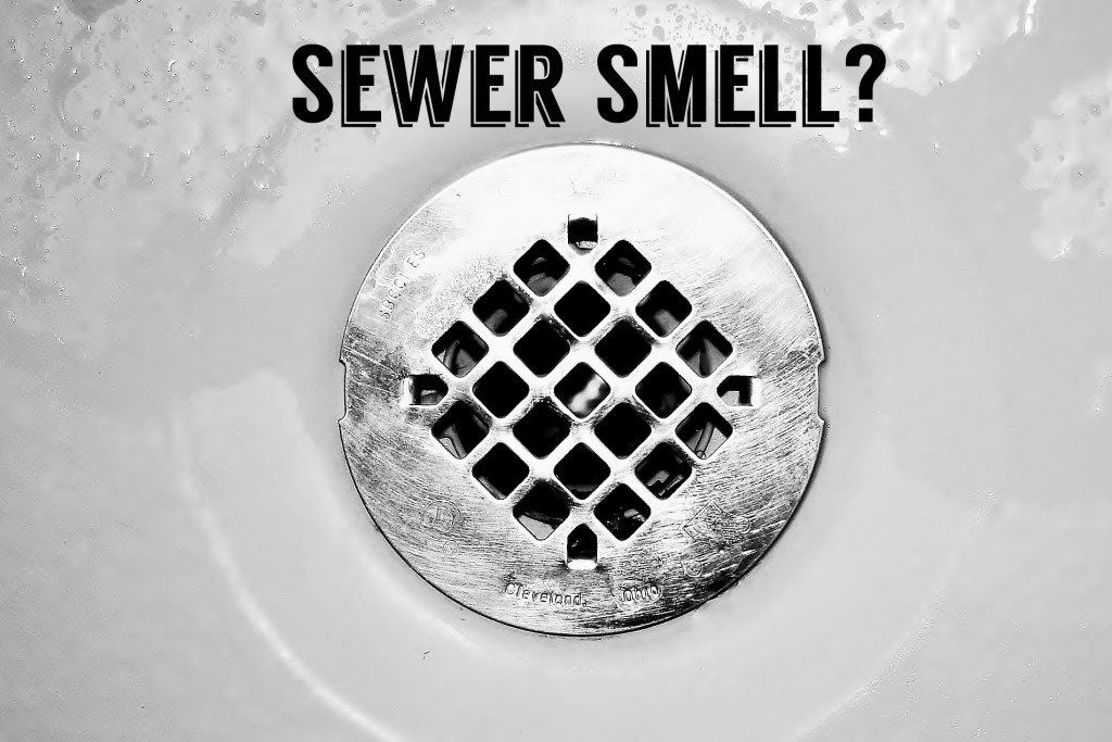 Smell Sewer Gas In Your House Try This Diy Remedy Before Calling A Plumber Sewer Gas Smell Sink Drain Smell Smelly Shower Drain