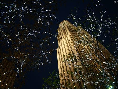 Christmas in NYC Photo by Barbara Fairbanks -- National Geographic Your Shot