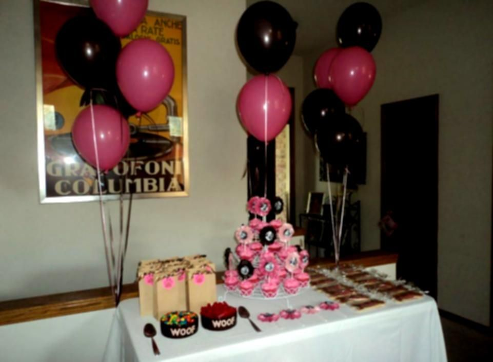 Birthday Home Decoration Ideas Part - 24: Birthday-decoration-ideas-for-adults-home-living-party.