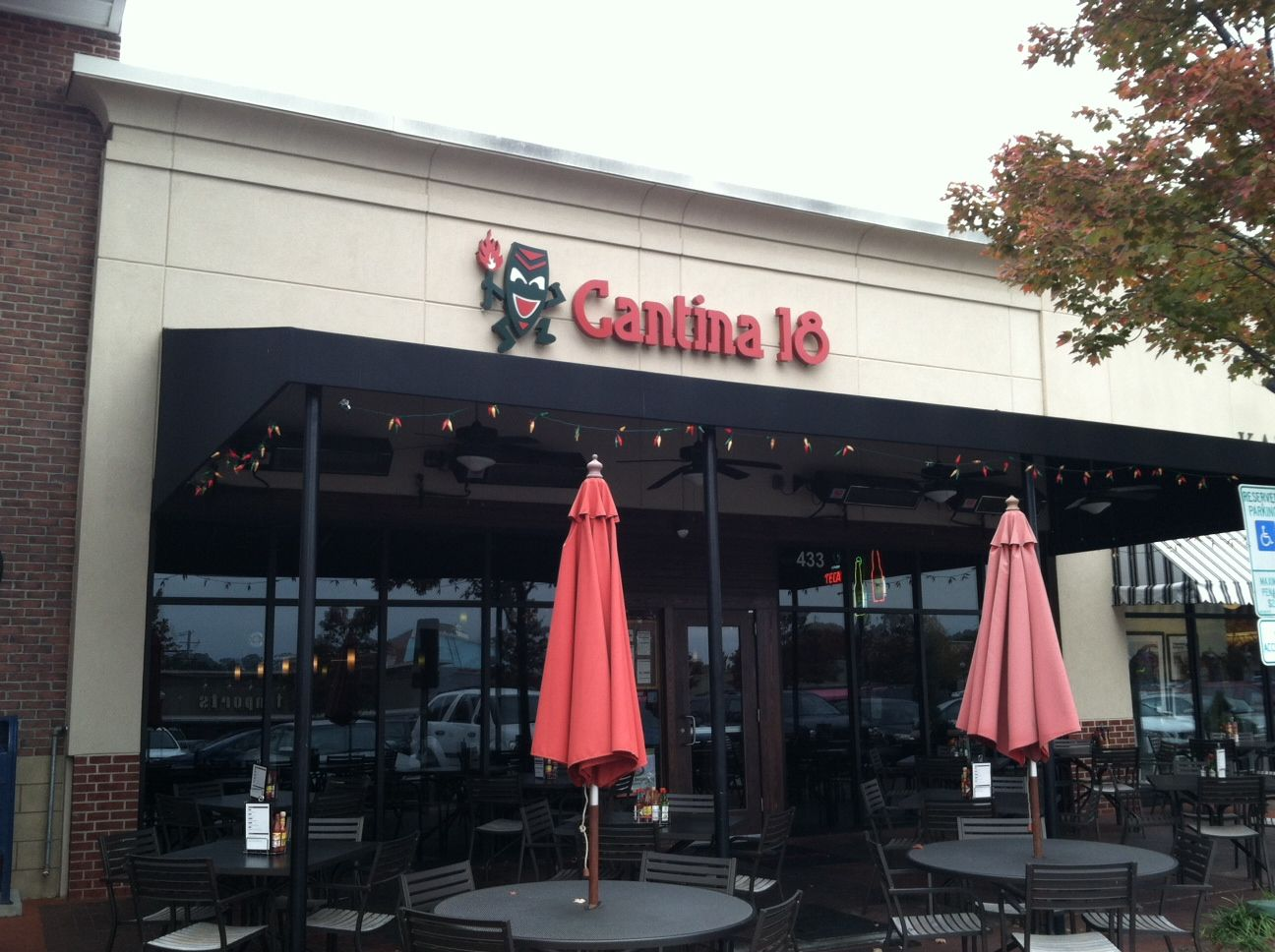Cantina 18 In Cameron Village Raleigh Great Food Http Www