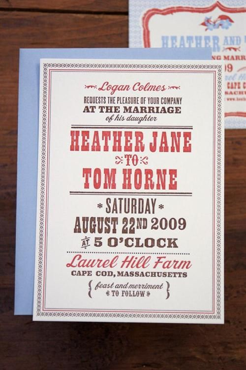 Hello Lucky Letterpress Wedding Stationery Whimsical Wonderland Weddings Casamentos Casamento