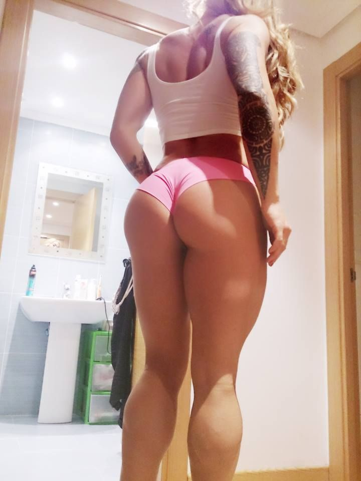 Perfect spanish ass