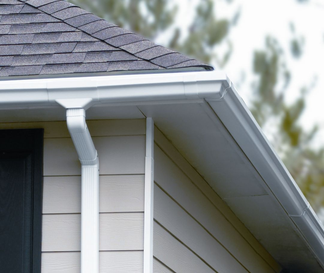 Full Roofing Service And 100 Safe Gutter Repair In Grove City With Images Gutter Repair Gutters Gutter