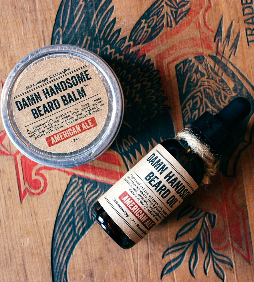 Keep your beard looking tiptop with this set of beard grooming treatments. Both beard care elixirs are infused with hops—yes, like in beer—and blended with skin-loving ingredients. You'll receive one bottle of beard oil and one tin of beard balm in this pack, both scented with a classically manly blend of cedar and musk.
