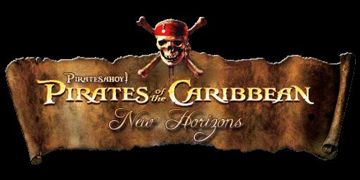 New Horizons Logo Pirates Theme Moose Art