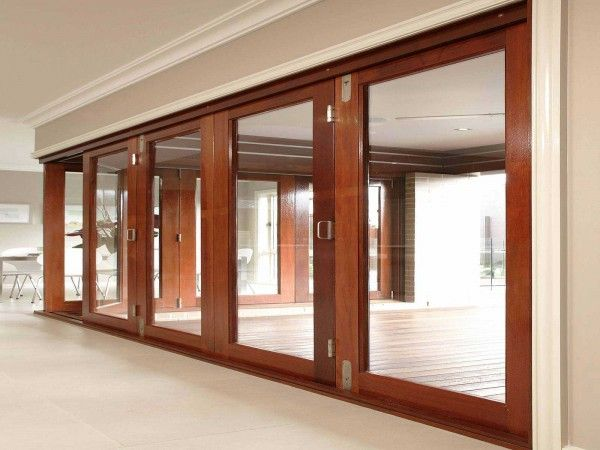 Large glass panels in your bifold doors allow maximal amount of ...