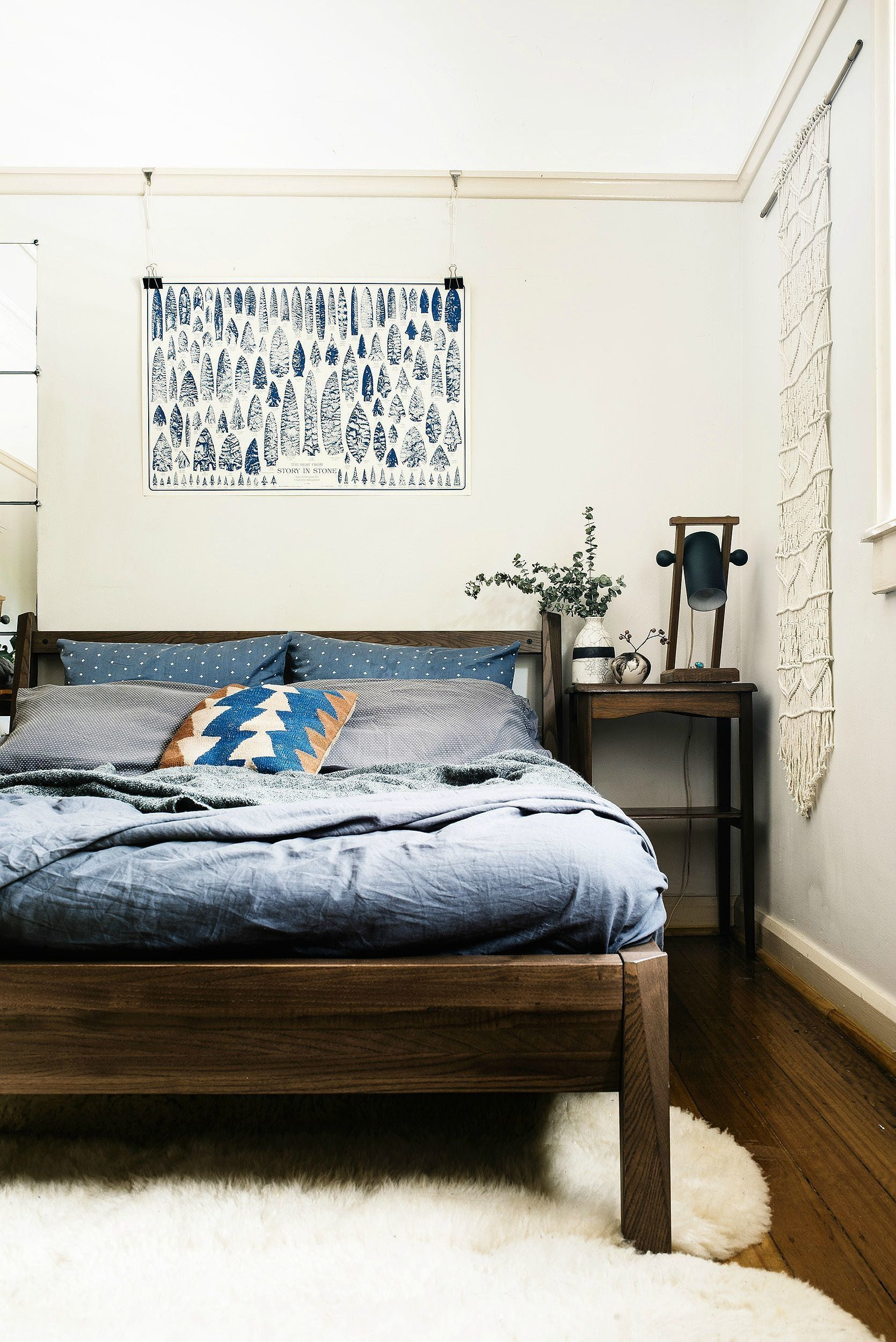 See Why Reddit Is Freaking Out Over This Apartment Wooden Bed Bedroom Design Home Decor