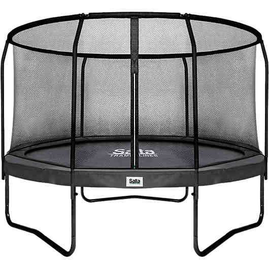 Salta Premium Black Edition Combo 10ft 305cm Trampolin Ideen Outdoor Trampolin Und Sicherheitsnetz
