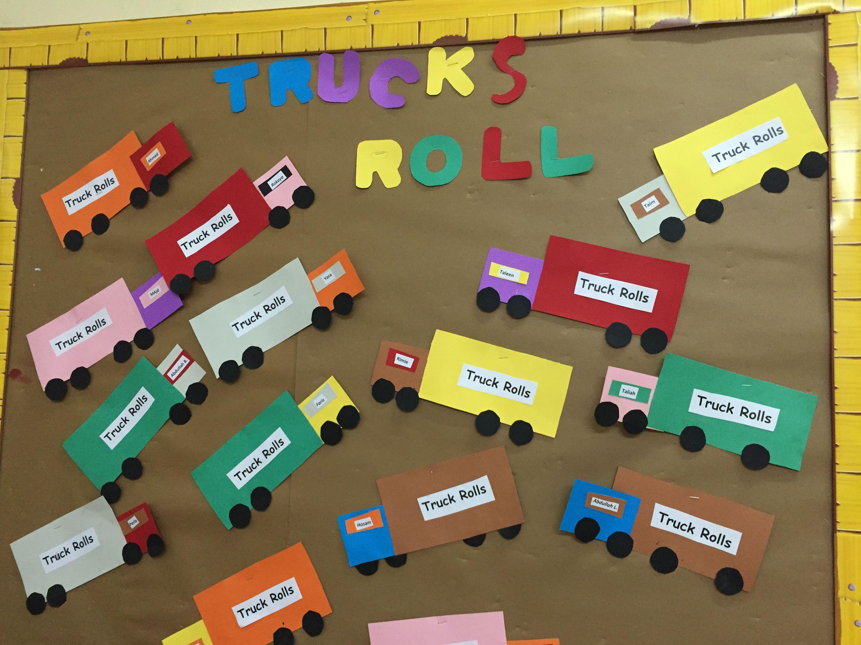 Trucks Arts
