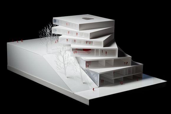 School architecture models google search urban public for Architectural concept models
