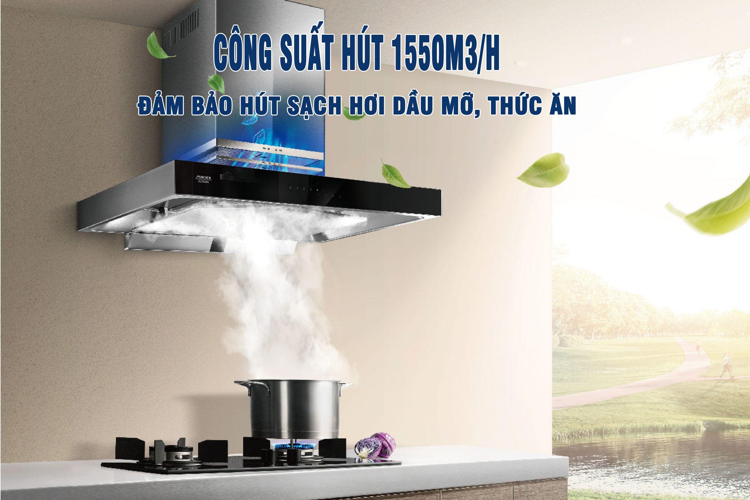 máy hút mùi munchen am 9970ix