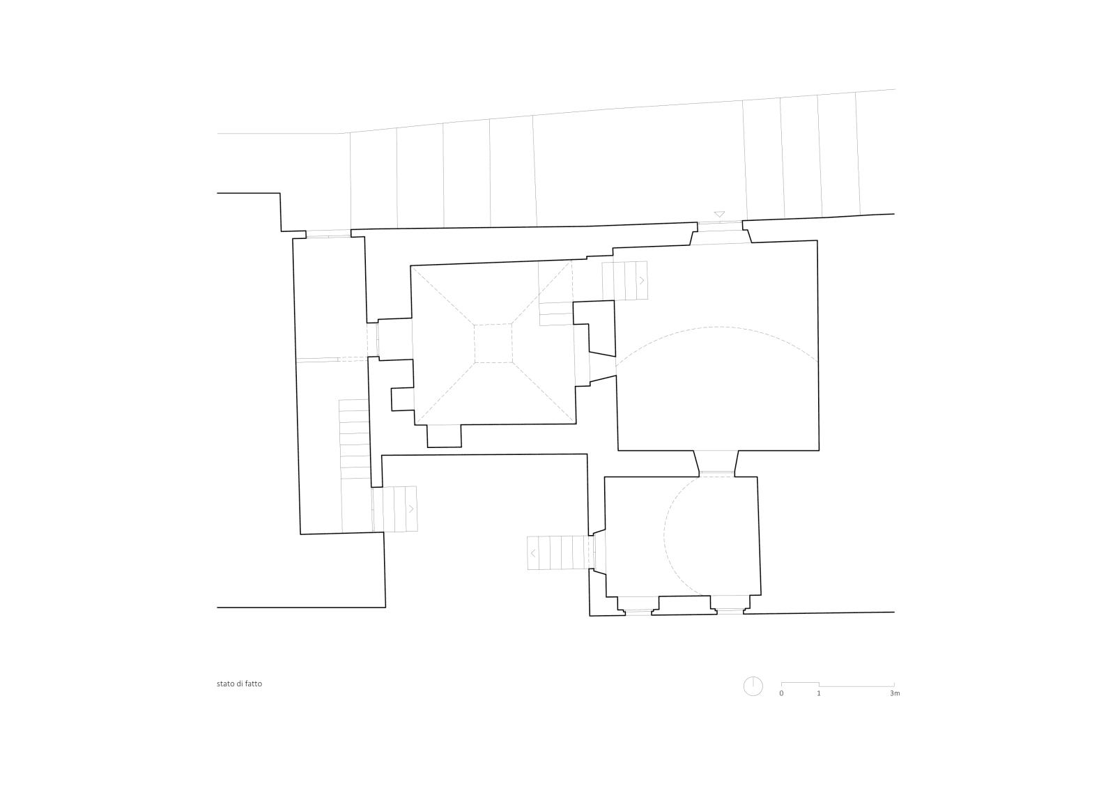 Andreani Architetti, A+B2 architettura, Marco Cappelletti · Enoteca Winebar Angolo DiVino